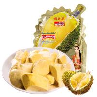 【年味狂欢 爆品直降】泰国进口 榴的华 榴莲干100g 榴莲干 进口零食品果干