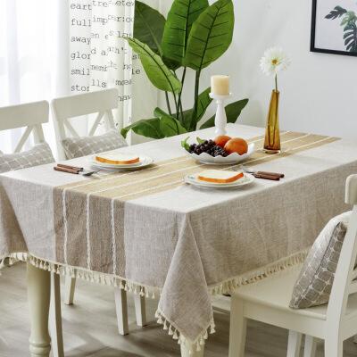 铭聚布艺餐桌布软质玻璃 PVC防水防油茶几桌布桌垫免洗餐厅水晶板 磨砂款透明桌布/布艺桌布颜色以区分水晶版还是布艺桌布