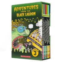 Black Lagoon Collection Set 3 黑湖小学历险记21-30册 套装3 英文原版进口图书 儿童
