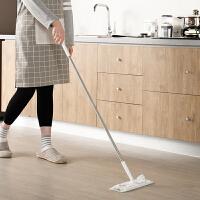 平板拖把静电除尘拖把木地板拖把可夹布除尘纸免清洗