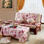 实木沙发垫带靠背坐垫中式沙发坐垫椅垫木质沙发垫