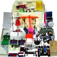 2015款大号 全套初中物理实验箱 力热光电磁声学 探究仪器材盒