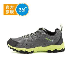 361°361童鞋男童户外鞋秋季中大童运动鞋儿童户外鞋N71732602
