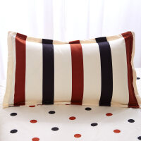 枕套 棉枕套单人枕头套床上用品一对拍 二 48cmX74cm