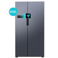 西门子智能互联风冷无霜对开门冰箱KA92NV95TI