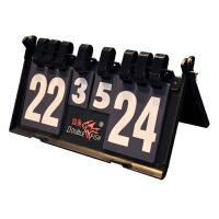 双鱼 乒乓球计分器翻分牌 106小号 306大号记分牌乒乓球比赛计分器