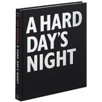 包邮The Beatles A Hard Day's Night 甲壳虫/披头士乐队 辛苦的一天的夜晚:一个私人档案