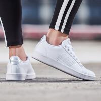 阿迪达斯NEO2017新款女休闲鞋AW3975