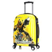 儿童拉杆箱男18寸卡通行李箱万向轮女20寸旅行登机箱包
