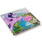 My Little Pony The art of Equestria我的小马驹 电影设定集 英文原版