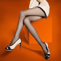 丝袜 春秋款透气连裤袜性感长筒打底女袜肉色黑丝 连袜款(拍2双才发货)