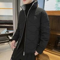 冬季棉服男加绒加厚棉袄保暖外套2019新款男装时尚高端青少年棉服