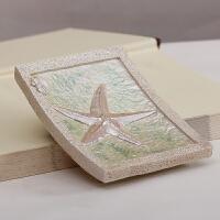 欧式创意皂托沥水香皂盒可爱卫生间皂盒皂碟陶瓷简约皂盘架