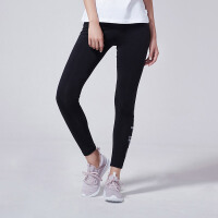 adidas阿迪达斯NEO女子运动长裤2018新款休闲运动服CV7030ZT