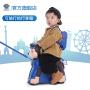 汪汪队立大功(PAW PATROL) 旅行箱儿童骑行行李箱可坐可拖拉外出可拆卸背包