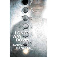 【现货】英文原版 长路漫漫 Long Way Down 精装版 9781481438254 12岁以上适读 纽伯瑞获奖作