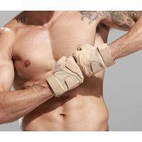 户外运动健身手套滑板体操男运动护具用品训练单杠器械健身房耐磨加厚防磨