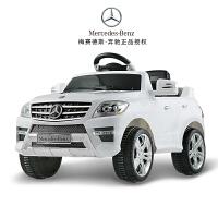 儿童电动车四轮汽车遥控玩具车可坐人小孩宝宝玩具汽车奔驰童车
