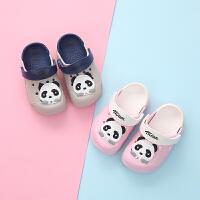 男女儿童 小孩凉拖鞋夏1-3-5岁沙滩鞋幼儿软底防滑凉鞋