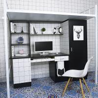 自粘防水墙纸 纯色条纹大学生宿舍卧室浴室客厅装饰家具翻新贴北欧壁纸贴纸