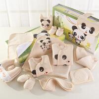 新生儿礼盒婴儿衣服秋冬刚出生满月用品男孩儿女宝宝百岁创意礼物