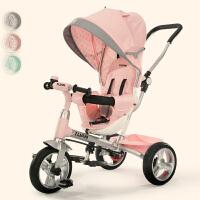 儿童三轮车脚踏车1-2-3-6自行车宝宝玩具手推车