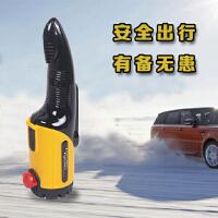 多功能逃生锤手电安全锤汽车逃生锤手电筒手摇发电充电器