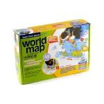 超大拼片・少儿地板大拼图――世界地图(大幅面860mmX600mm)