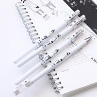 【下单领3元无门槛券】至尚创美 vp9123 0.5mm碳黑全针管中性笔 学习办公两用中性笔水笔
