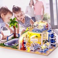儿童玩具女孩过家家娃娃屋子益智
