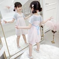 女童夏装裙子夏季儿童装夏季女孩连衣裙