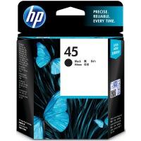 原装正品惠普(HP)51645AA 45号黑色墨盒(适用Deskjet710c 830c 850c 870cxi)