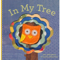 In My Tree 在我的树上[卡板书] ISBN9780811870528