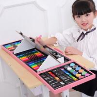 儿童绘画套装画画工具小学生水彩笔画笔美术文具学习生日用品礼物