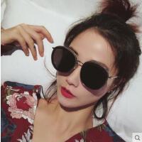 女士复古新款太阳镜韩版网红墨镜户外新品网红同款gm潮流太阳镜防紫外线INS