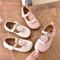 儿童皮鞋可爱卡通公主鞋小女孩单鞋女童