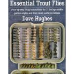【预订】Essential Trout Flies: Step-By-Step Tying Instructions