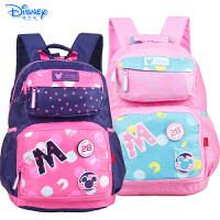 迪士尼米奇米妮小学生书包3-6年级儿童休闲书包双肩书包ML0375