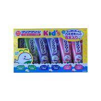【网易考拉】Kao 花王 儿童牙膏70克 6支装 草莓2+葡萄2+苏打甜瓜味2