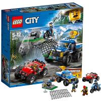 【当当自营】LEGO乐高山地追击 60172