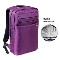 笔记本电脑包 男女15.6英寸双肩电脑包时尚背包休闲电脑包 15寸