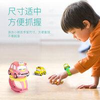 汽车手表抖音网红玩具儿童迷你赛车男孩合金仿真小汽车手表玩具车