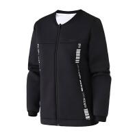 adidas阿迪达斯NEO女装2019新款休闲夹克两面穿运动服外套FH9330