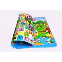 大号小孩子爬行垫铺垫BB铺地上隔凉垫地毯儿童地板垫泡沫塑料地垫