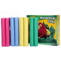 Crayola 绘儿乐 4色不变硬彩泥 57-0300