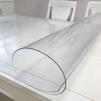 20180908050507616加厚透明软玻璃pvc桌布圆台布胶垫塑料水晶板胶皮防水桌布