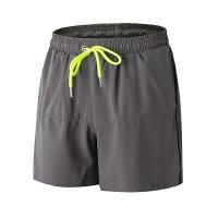 夏季男士休闲运动短裤 跑步篮球健身训练 宽松透气弹力速干短裤