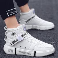 棉鞋1学生秋冬加绒中大童男孩运动鞋高帮冬季