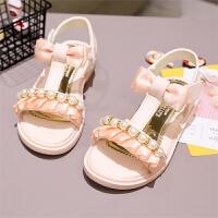 女童�鲂�夏季�底公主鞋可��和�沙�┬��W生演出鞋子