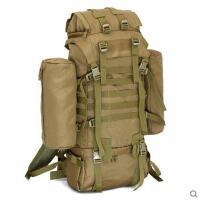军迷战术包训练装备大包户外双肩包男士大容量组合登山包野营旅行包背包